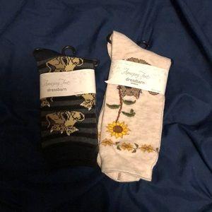 New never worn socks